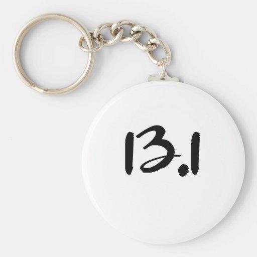 13,1 Llavero
