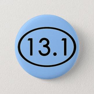 13.1 Miles Button