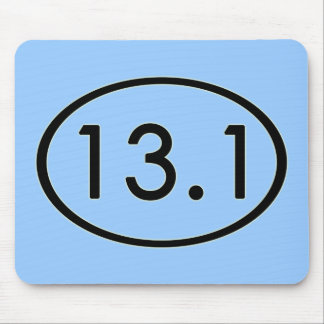 13,1 millas de Mousepad