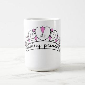 13,1 Princesa corriente (rosa) Taza De Café