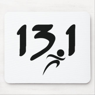 13.1 Runner Mouse Pad