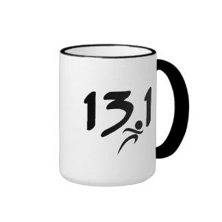 13.1 Runner Coffee Mug