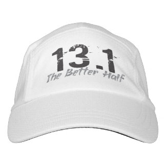 13.1 The Better Half - Half Marathon Runner Hat