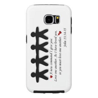 13:34 de Juan - amor 35 una otra caja del teléfono Fundas Samsung Galaxy S6
