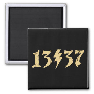 13/37 2 INCH SQUARE MAGNET