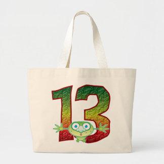 13 Age Ghoul Jumbo Tote Bag