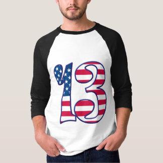 13 Age USA T-shirt