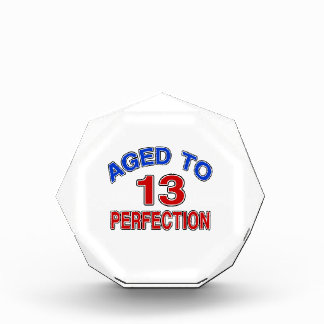 13 Aged To Perfection Award