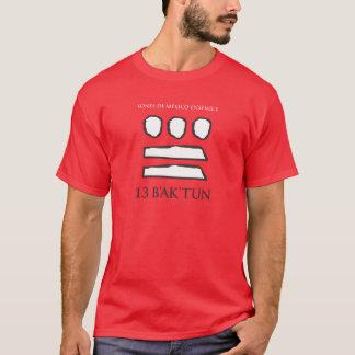 13 B'ak'tun Men's Tshirt