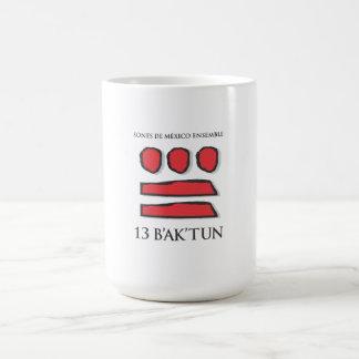 13 Baktun Mug by Sones de Mexico