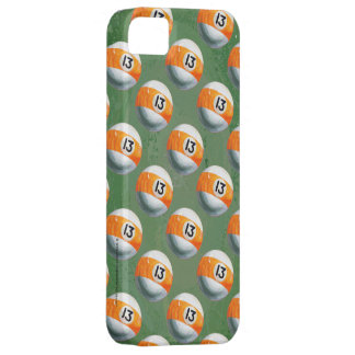 13 Ball Painted Pattern iPhone SE/5/5s Case