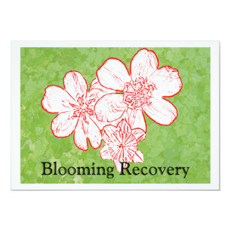 13 Blooming Recovery Card