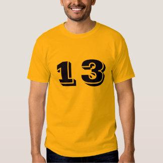 #13 CAMISAS