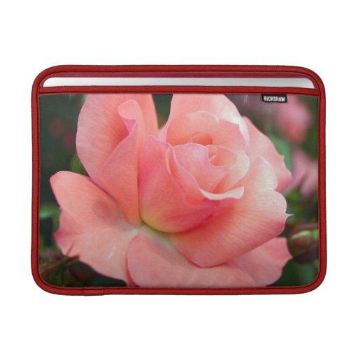 """13"""" color de rosa rosado manga de MacBook Fundas MacBook"""