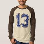 13 Custom Jersey T-Shirt