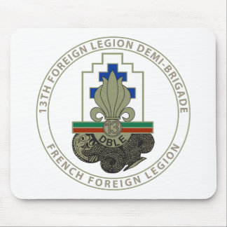 13 DBLE English Mouse Pad