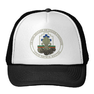 13 DBLE Francais Trucker Hat