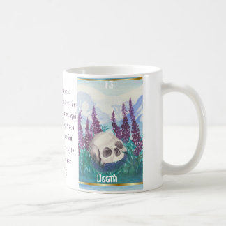 #13 Death Coffee Mug