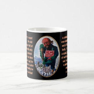 13. Death - Sailor tarot Coffee Mug