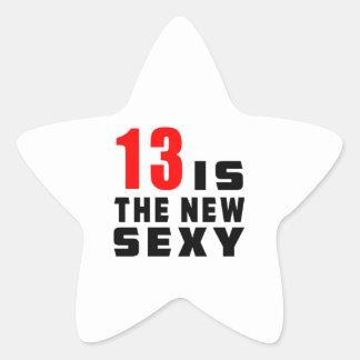 13 diseños del cumpleaños colcomanias forma de estrellas