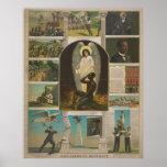 13 escenas referente a historia afroamericana poster