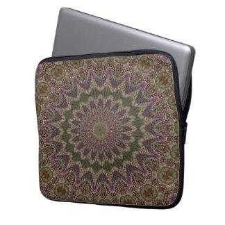 "13"" • Fractal Kaleidoscope Laptop Sleeve"