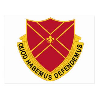 13 grupos de la artillería de la defensa aérea tarjeta postal