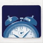 13 horas de azul tapetes de raton