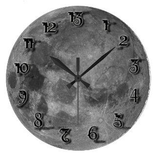 13 Hour clock