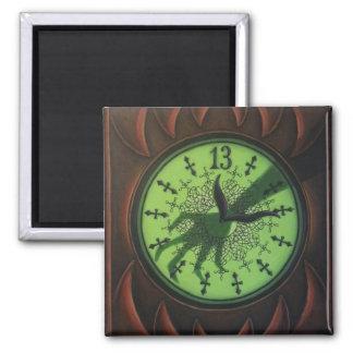 13 Hour Clock Magnet