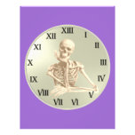 13 Hour Skeleton Clock Flyer
