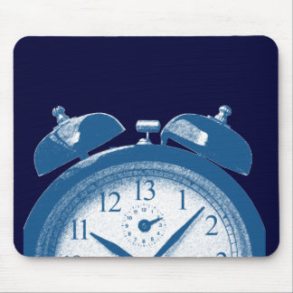 13 Hours Blue Mouse Pad