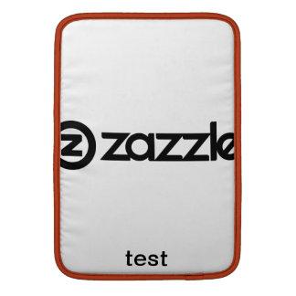13 inch template test MacBook air sleeves