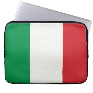 "13"" laptop bag Italy flag"