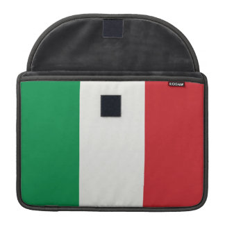 "13"" MacBook bag Italy flag Sleeve For MacBook Pro"
