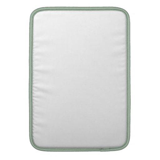 "13"" mangas de aire de Macbook Funda MacBook"