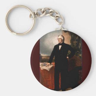 13 Millard Fillmore Key Chain