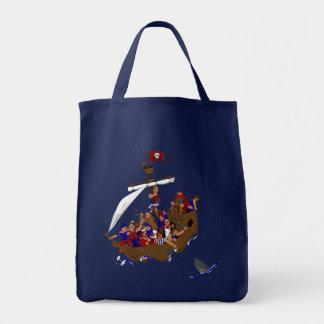 13 Pirates Tote Bag