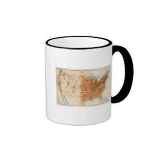 13 Population 1900 Ringer Mug