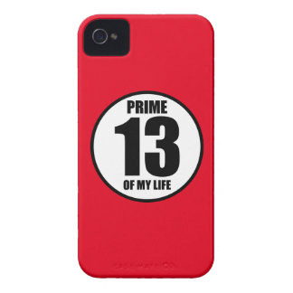 13 - prime of my life iPhone 4 Case-Mate cases