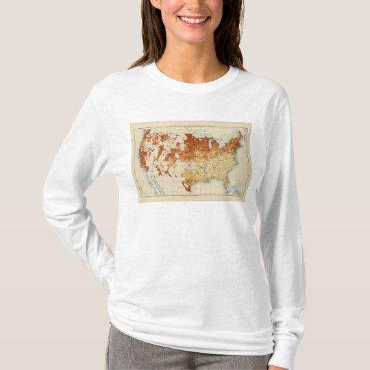 13 Proportion foreignborn 1890 T-Shirt