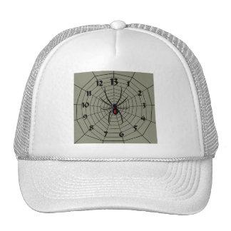 13 reloj de la araña de trece horas gorras de camionero