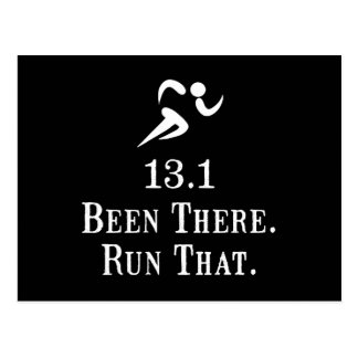 13 Run That Postcard