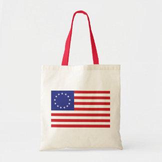 13-Star United States Flag Tote Bag