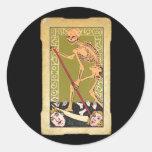 13 Tarot Card Sticker