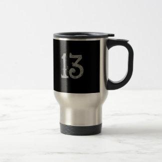 13 TAZAS DE CAFÉ