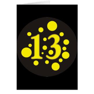 13-Thirteen Card