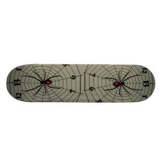 13 Thirteen Hour Spider Clock Skateboard Deck