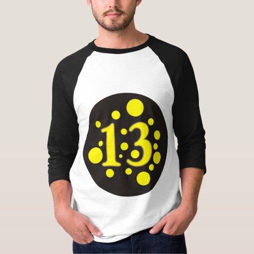 13-Thirteen Playeras