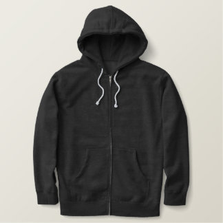 #13 Unlucky 13 Embroidered Hoodie v12